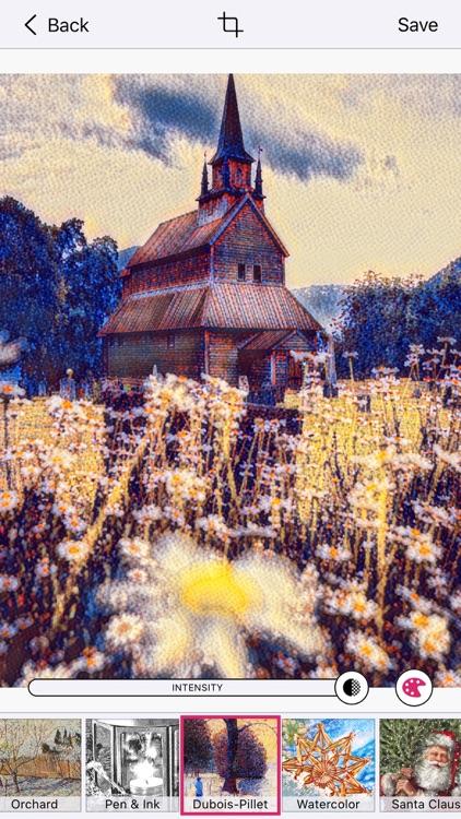 ArtCard by BeCasso Quick Art screenshot-6