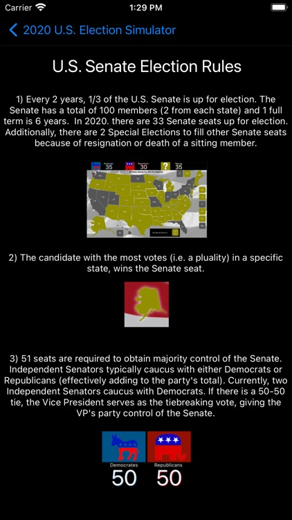 2020 US Election Simulator screenshot-3