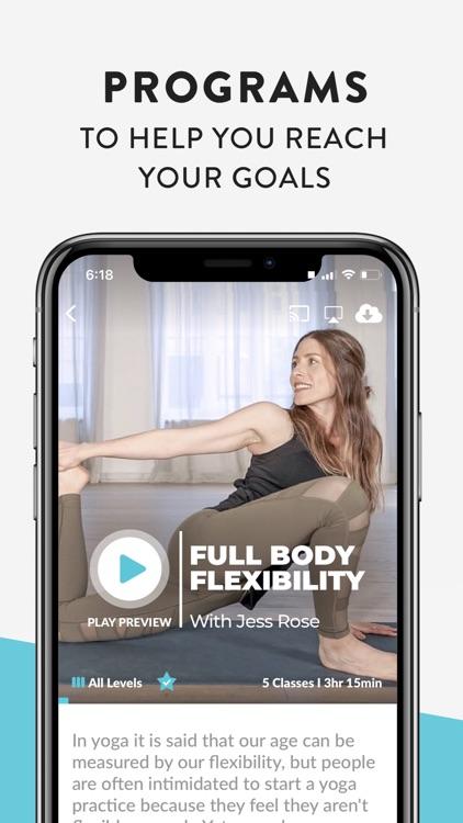 YA Classes - Home Yoga Classes screenshot-3