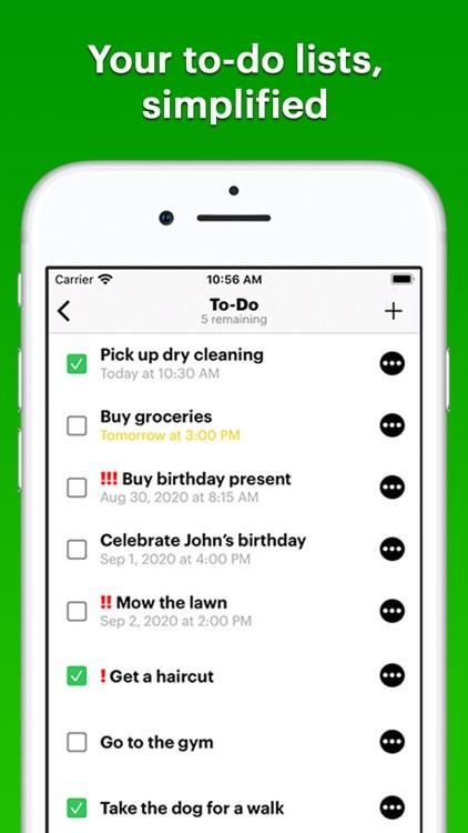 SimpleTask: Organize your life