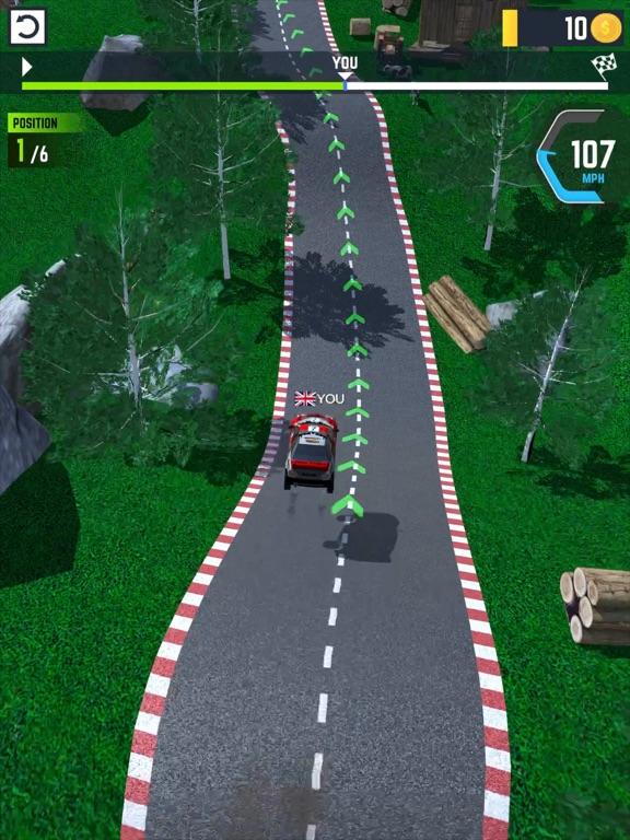 Turbo Tap Race screenshot 10