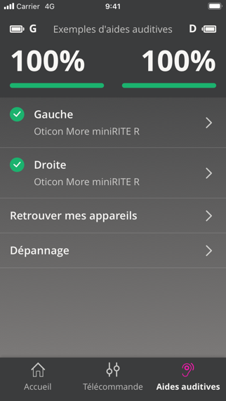 messages.download Oticon ON software