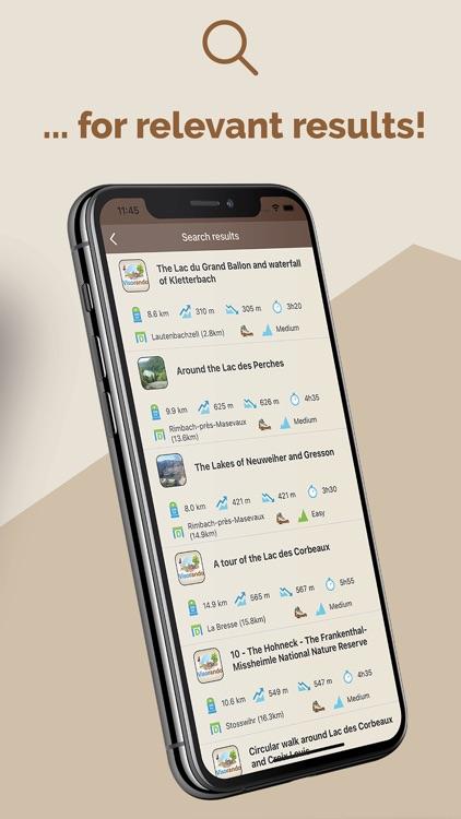 Visorando - Route ideas screenshot-6