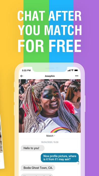 HER:Lesbian & LGBTQ Dating App Screenshot
