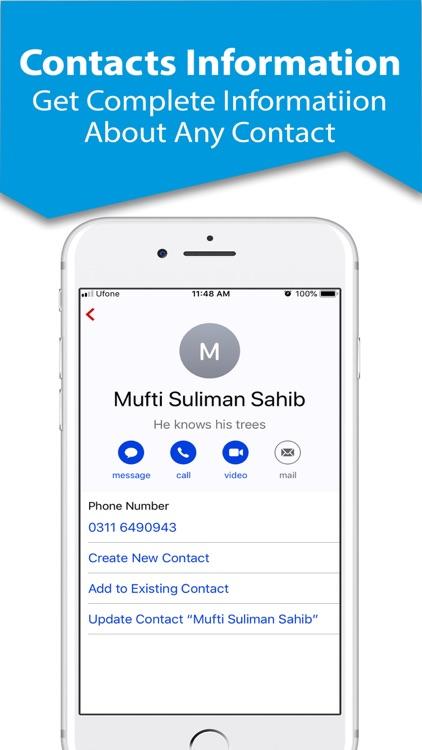 Contact Backup - Easy Backup screenshot-3