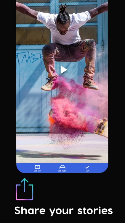 Combine Videos: Clip Slideshow screenshot-4