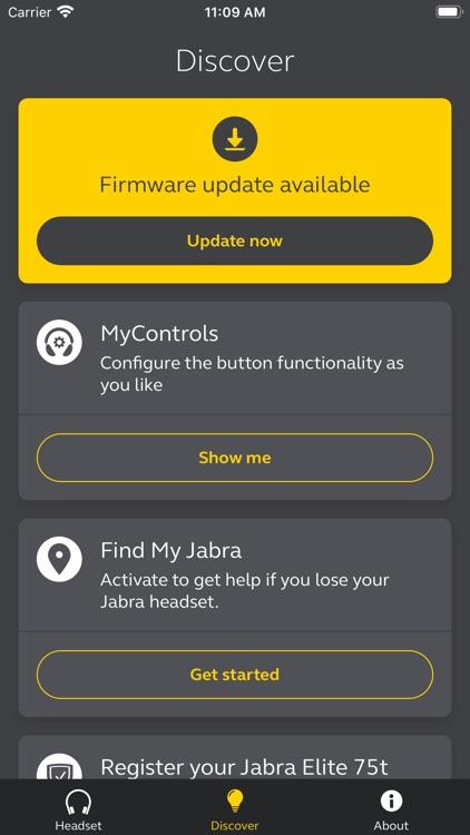 Jabra Sound+ screenshot-6