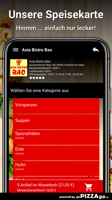 Bistro Bao Frankfurt am Main screenshot 4