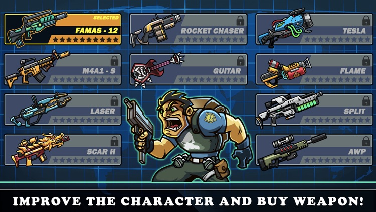 Metal FPS Shooting Game 2021