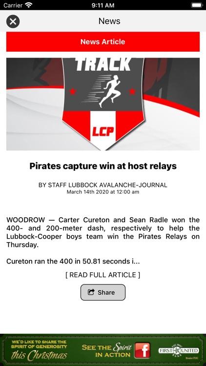 Lubbock-Cooper Athletics screenshot-5