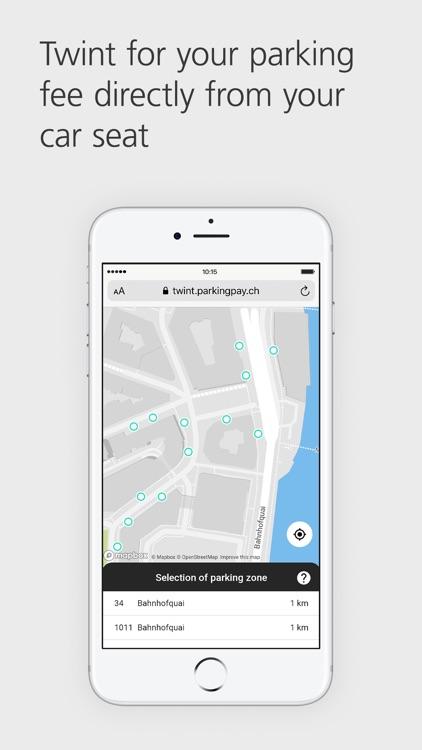 UBS TWINT: Swiss Payment App screenshot-5
