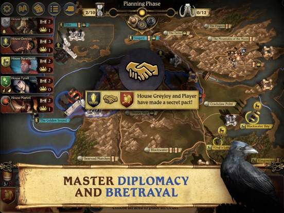 A Game of Thrones: Board Game screenshot 12