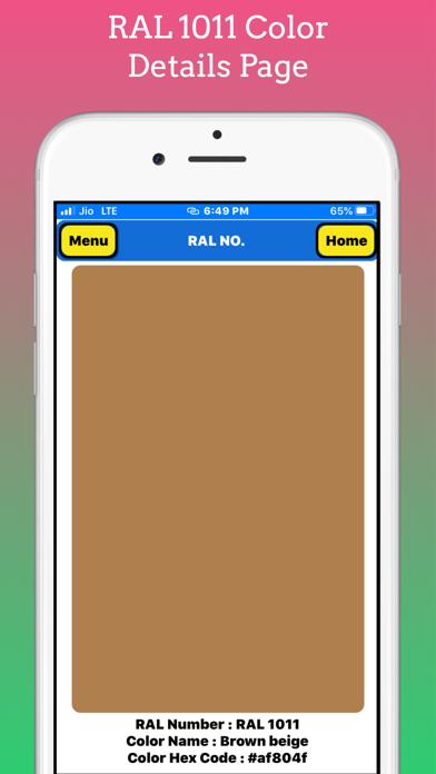 Paint RAL No screenshot 5