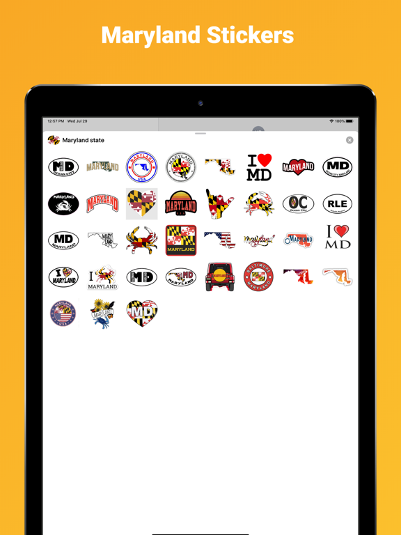 maryland state usa emoji apps 148apps maryland state usa emoji apps 148apps