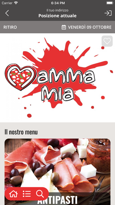 Mamma Mia 9llara screenshot 3