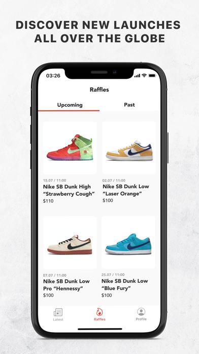 Sneakerdraws – Get Sneakersのおすすめ画像1