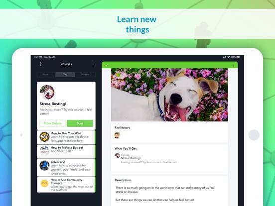 Community Connect CLPS screenshot 7