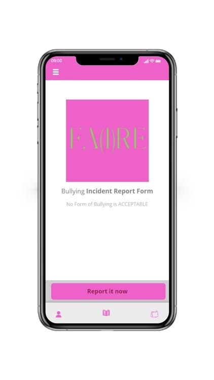 Faire App: Safe Social Media