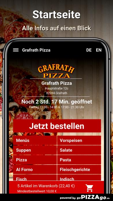 Grafrath Pizza Grafrath screenshot 2
