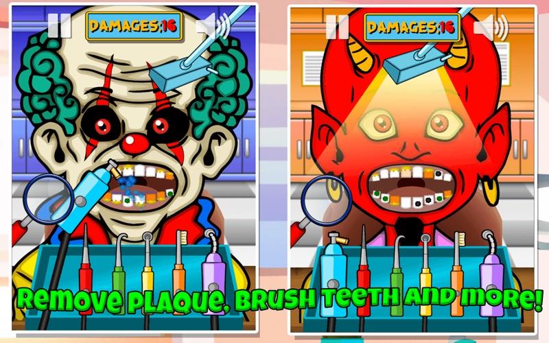 Halloween Dentist For Kids screenshot 5