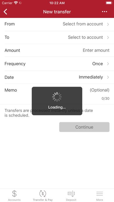 Fitzsimons Credit UnionScreenshot of 5