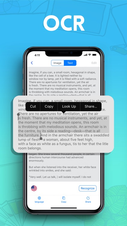 Cam Scan - PDF Scanner Pro App