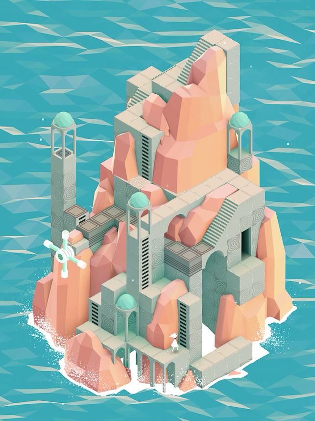 ‎Monument Valley+ Screenshot