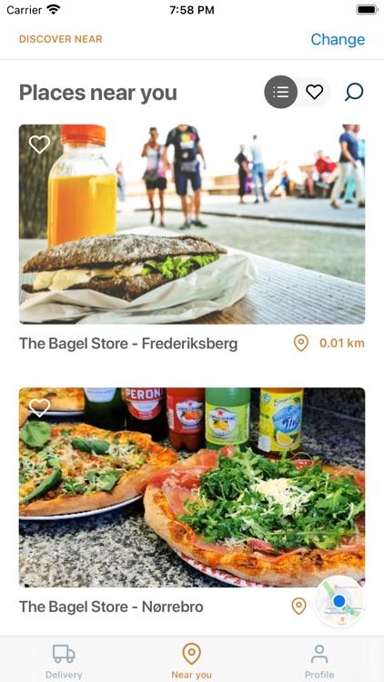 The Bagel Store (Ny App)