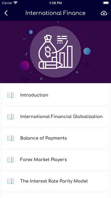 Learn Banking & Finance [PRO] Screenshot