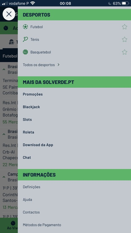Apostas Solverde.pt screenshot-5