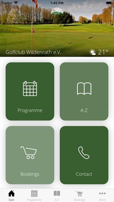 Golfclub Wildenrath 1