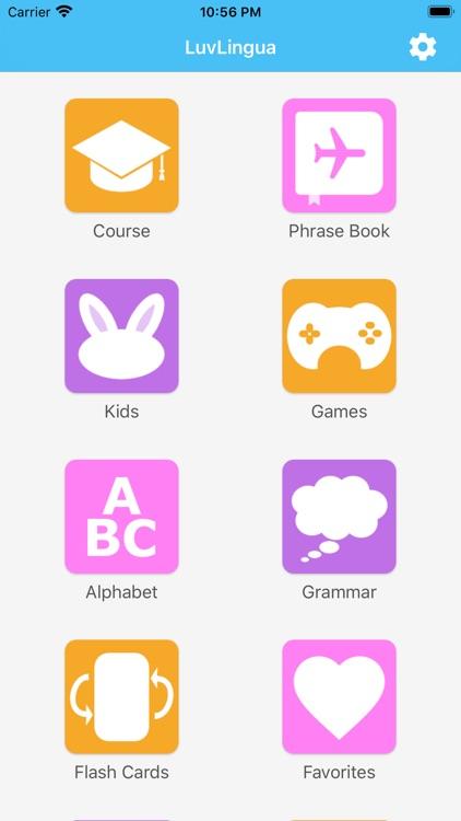 Learn English LuvLingua Pro