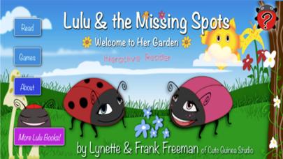 Screen Shot Lulu & the Missing Spots 0