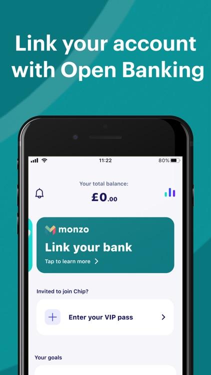 Chip - Earn 1.25% on savings screenshot-5