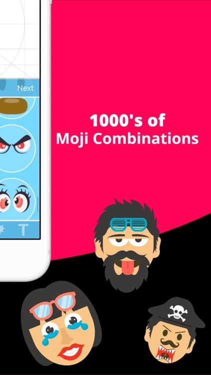 Face Moji Creator screenshot-3
