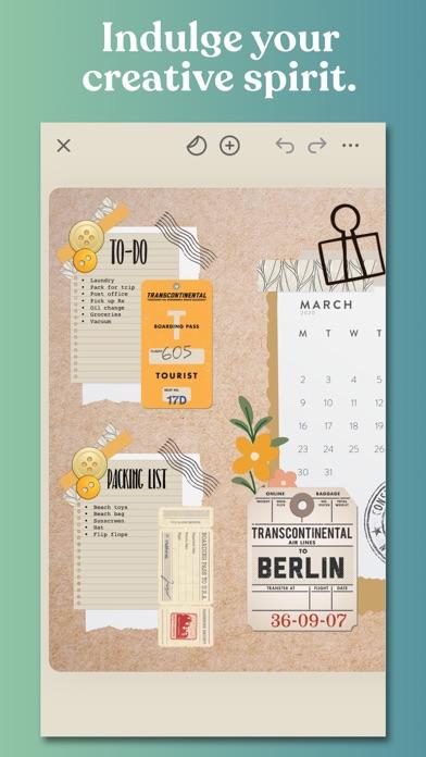 Zinnia Journal & Planner screenshot 9
