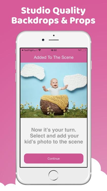 Tiny Pal: Baby Photo Editor