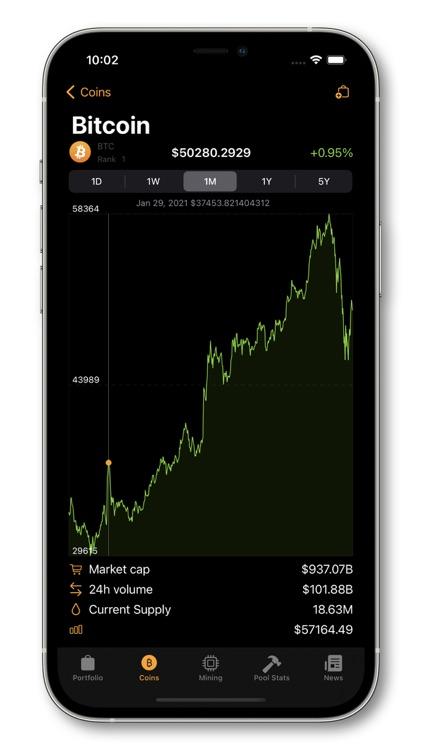 CryptoBull - Cryptocurrencies