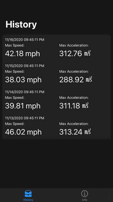 Sports Speedometer for Watch Screenshot