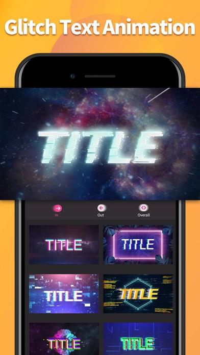 Intro Maker & Outro Editor App紹介画像6