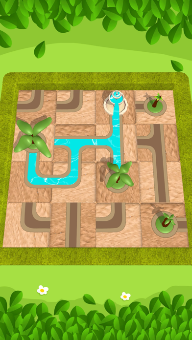Water Connect Puzzleのおすすめ画像6