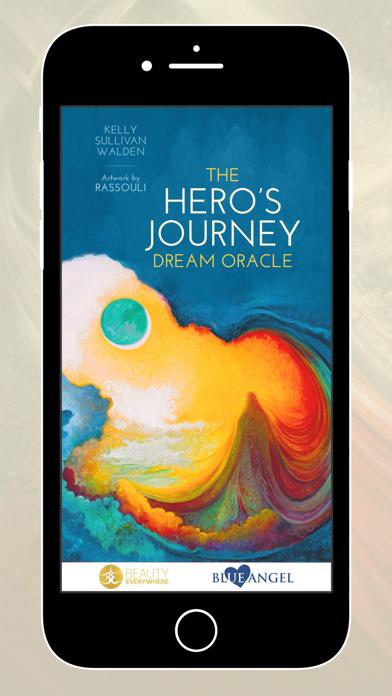 Screen Shot Hero's Journey Dream Oracle 0