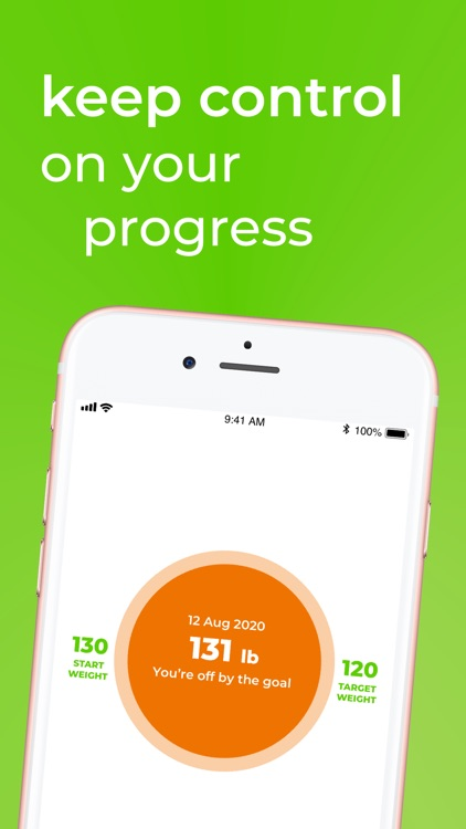 Wait Weight: scale, motivation screenshot-7
