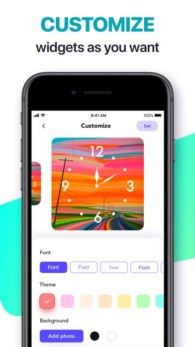 Icon Themer - Pro Widget screenshot 3