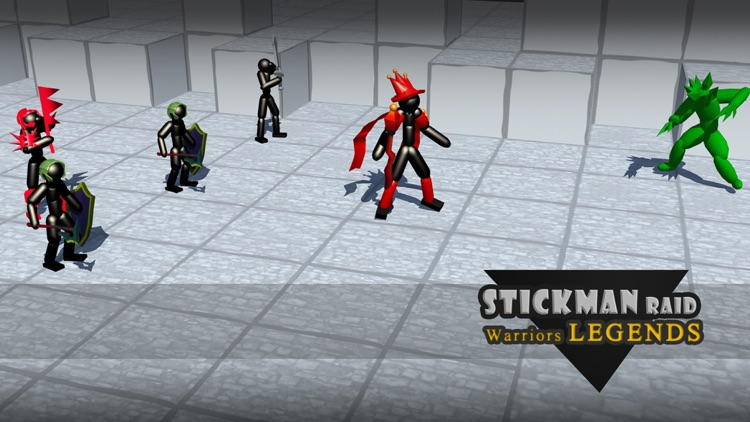 Stickman Raid