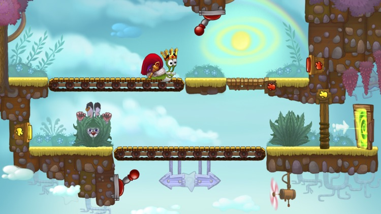 Snail Bob 3: Beyond The Sky screenshot-3