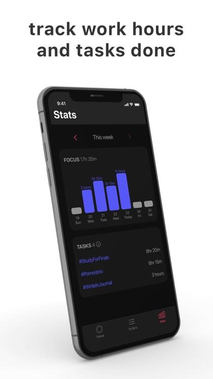 silo - focus and study timer screenshot-4