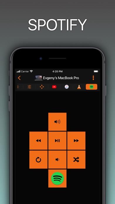 Remote Control for Mac/Win PCのおすすめ画像9