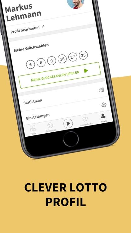 Clever Lotto & Eurojackpot App screenshot-3