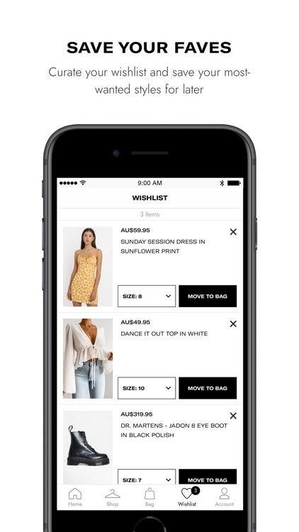 Showpo: Fashion Shopping screenshot-4